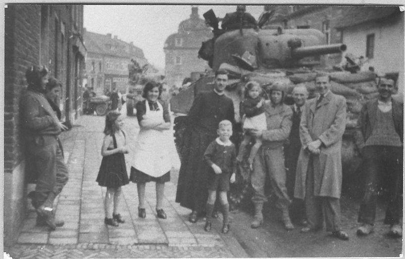 Bevrijding september 1944, Marcellienstraat