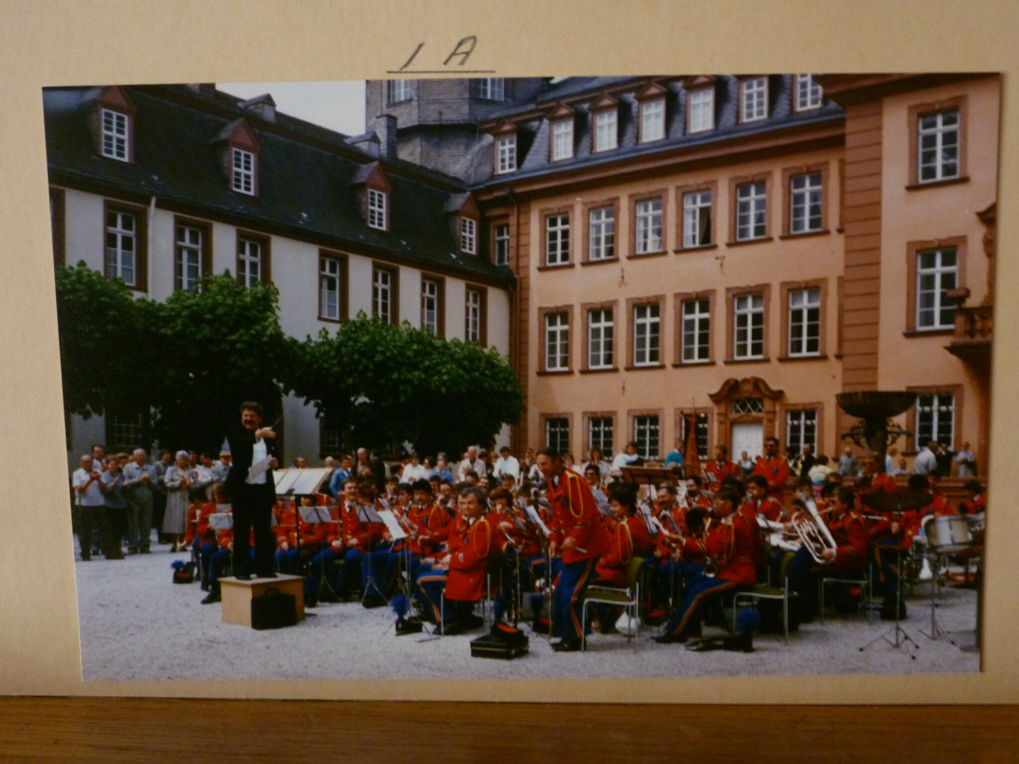 Concert in Bad Berleburg