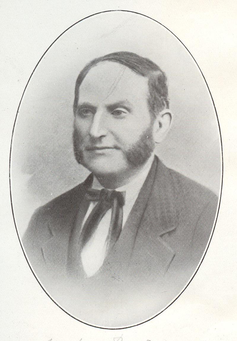 Pierre Baggen - Oprichter en president 1866 - 1890